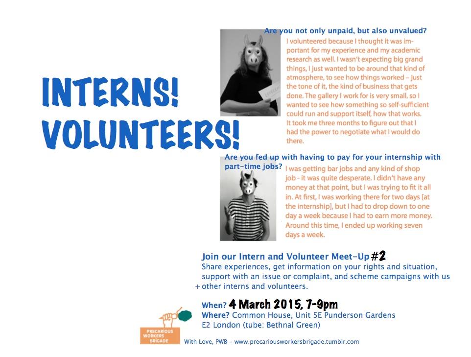 intern meet-up 2!