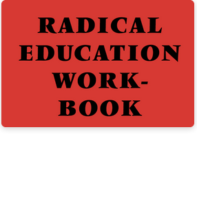 Radical Education Workbook logo